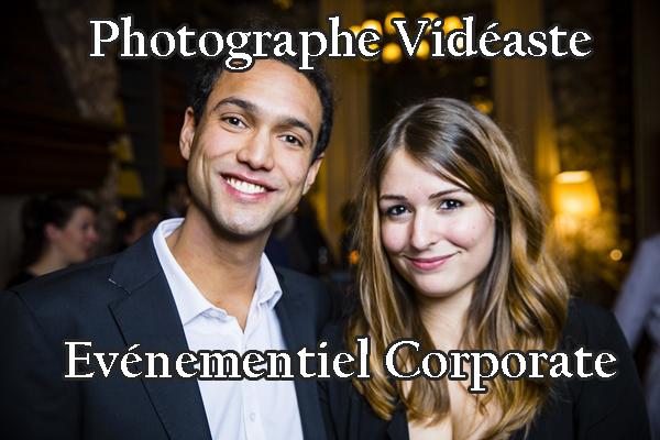 Photographe Vidéaste Evénementiel Corporate
