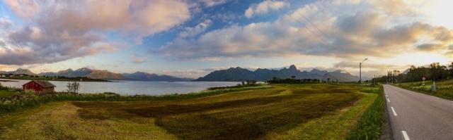 Photographe paysage norvège lofoten island