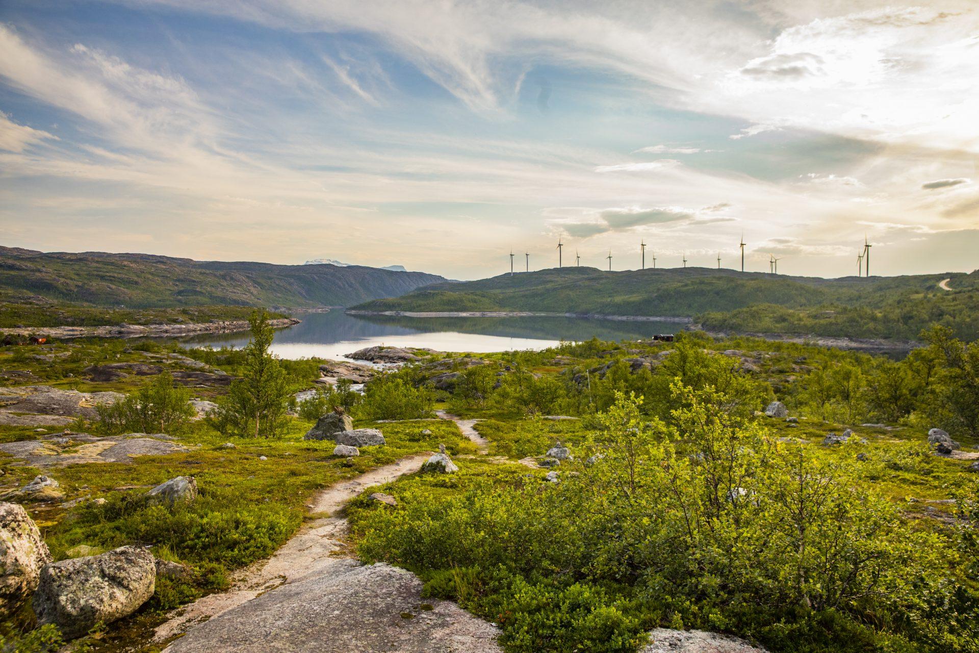 Photographe paysage norvège